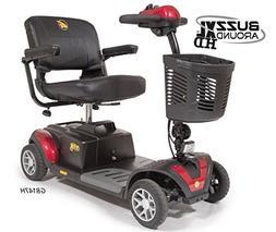 Golden Technologies - Buzzaround XLHD - Travel Scooter - 4-w