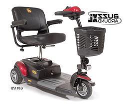 Golden Technologies - Buzzaround XL - Travel Scooter - 3-whe