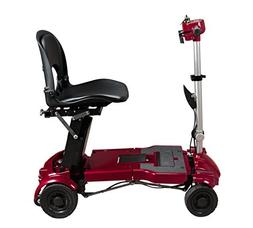iLIVING i3 Mobility Scooter Folding Electric Light Weight Po