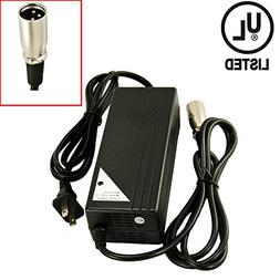 iMeshbean 24V 4A Battery Charger for Jazzy Select GT Scooter