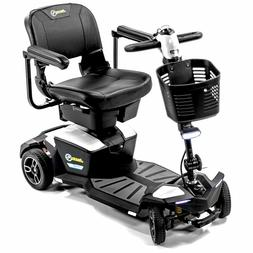 JAZZY ZT ZERO TURN Electric Pride Mobility Travel Scooter +