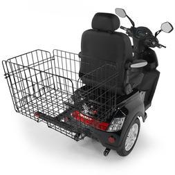 Challenger Mobility Jumbo Folding Rear Scooter Basket