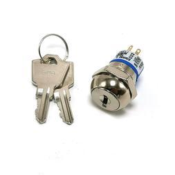 Key Switch With 2 Keys Replace Amigo,Go-Go and Pride Mobilit