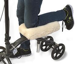 Knee Scooter Pad Cover - Extra Soft Comfortable Camo-Fleece