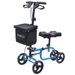 Knee Walker Steerable Medical Drive Scooter Crutch Alternati