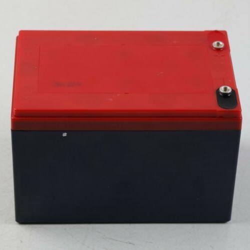 12V 14AH 6-DZM-12 Battery Electric Mobility Goft