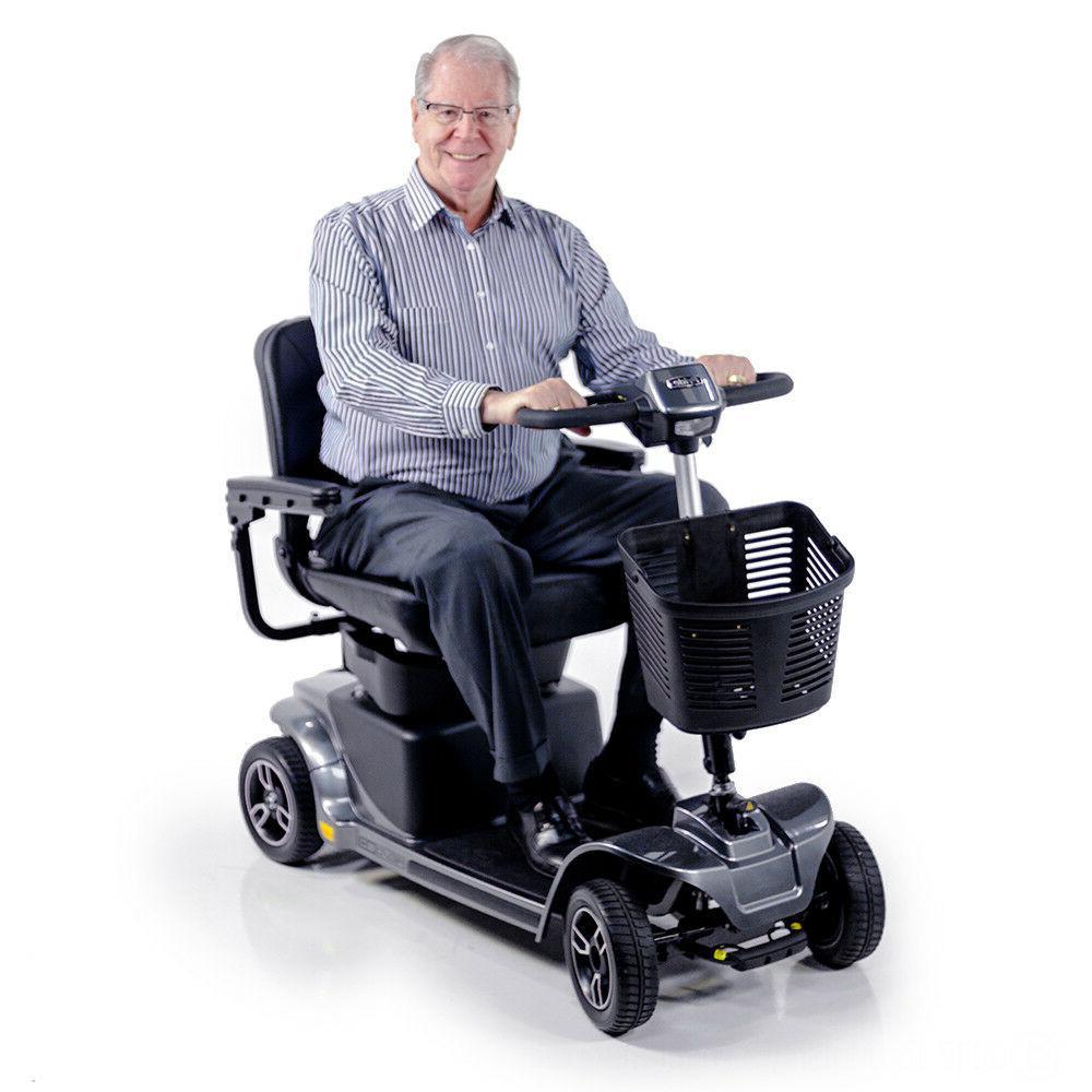 REVO 2.0 4-Wheel Electric Pride Mobility Scooter U1 Batterie