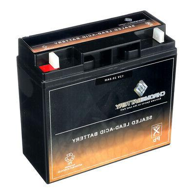 12V 20AH SLA Battery for Pride Mobility Go-Go Elite