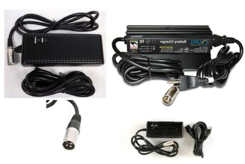 24v mobility electric scooter wheelchair battery charger