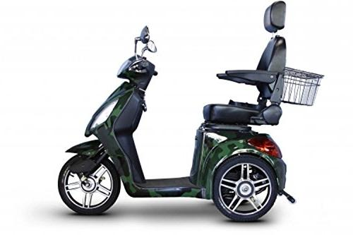 3-Wheel Scooter Speed Green