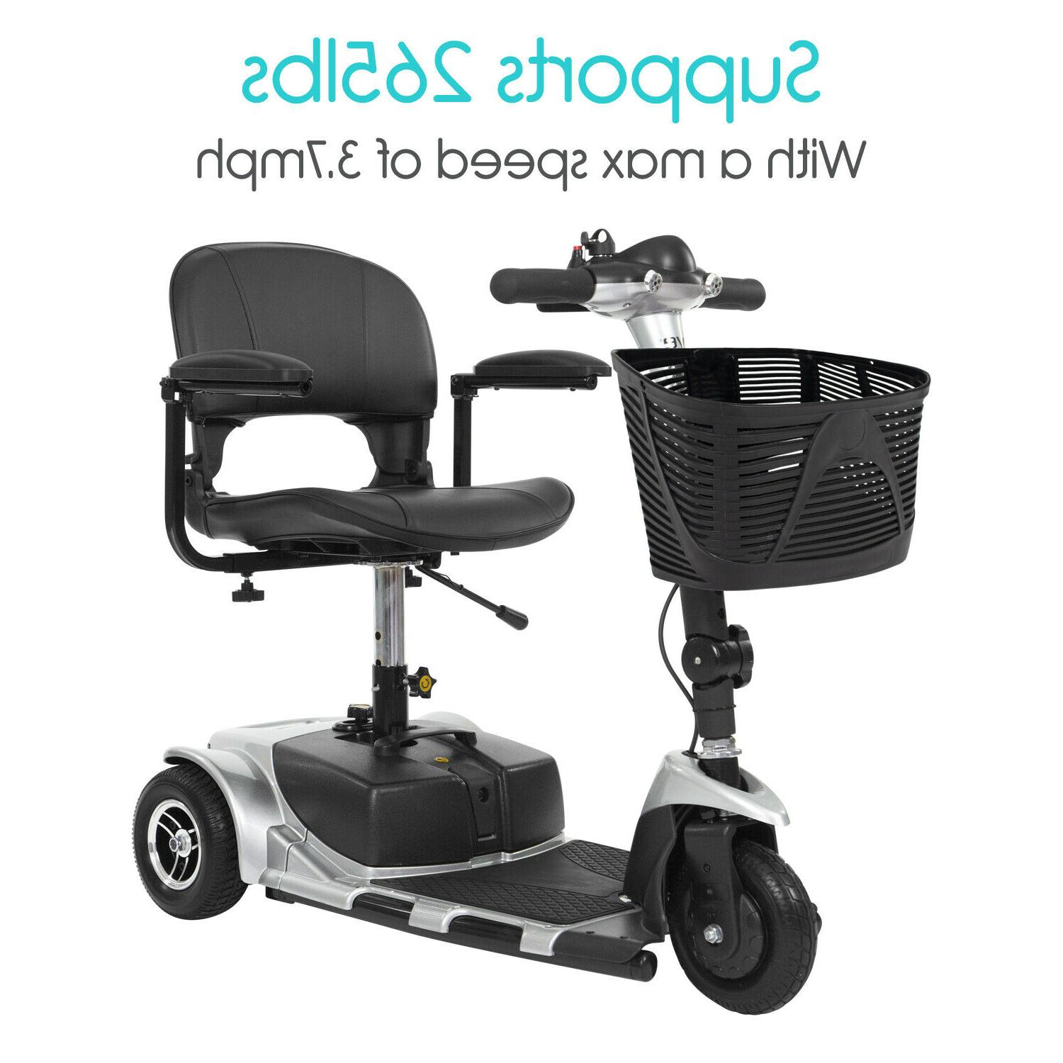 Vive 3-Wheel - Wheelchair