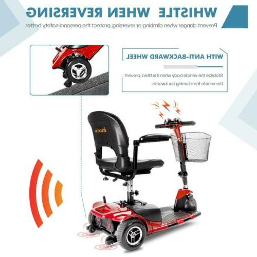 3 Power Scooter Medical Innuovo