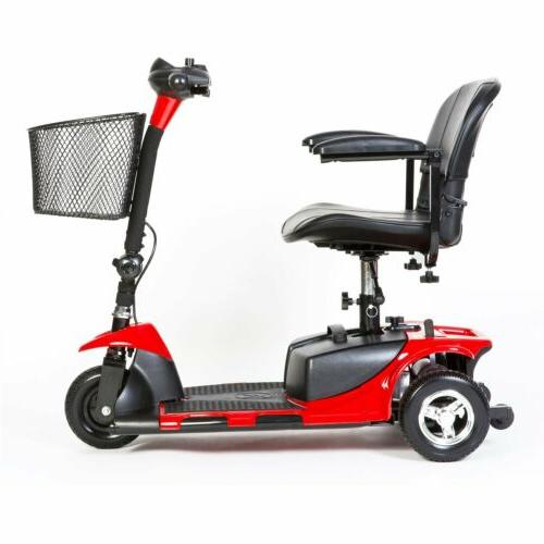 3 wheel power scooter medical mobility disability