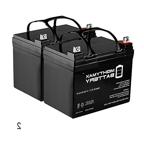 ml35 12 12v 35ah battery for pride