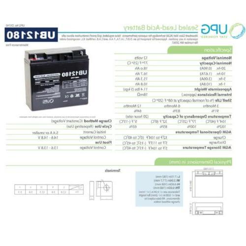 4 12V EW72 Mobility