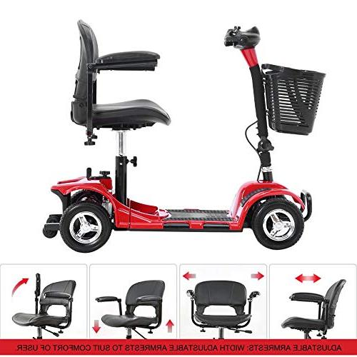 4 Wheel Foldable & Disabled,