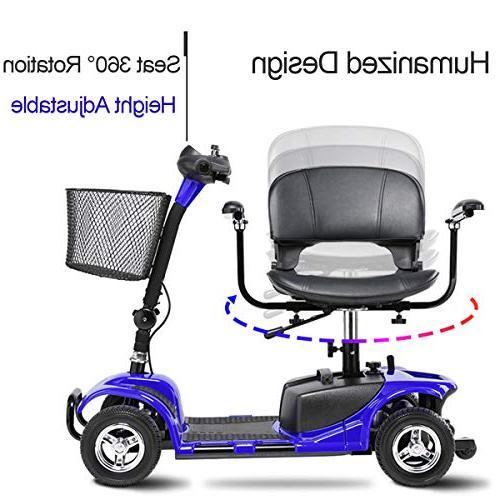 Holarose Mobility Power - for Elderly,Kids,Children,Disabled Veterans