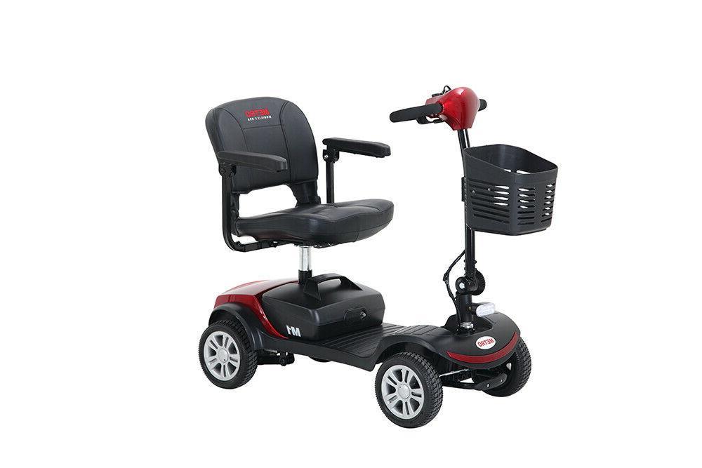4 Wheel Lightweight Compact Seat Adult