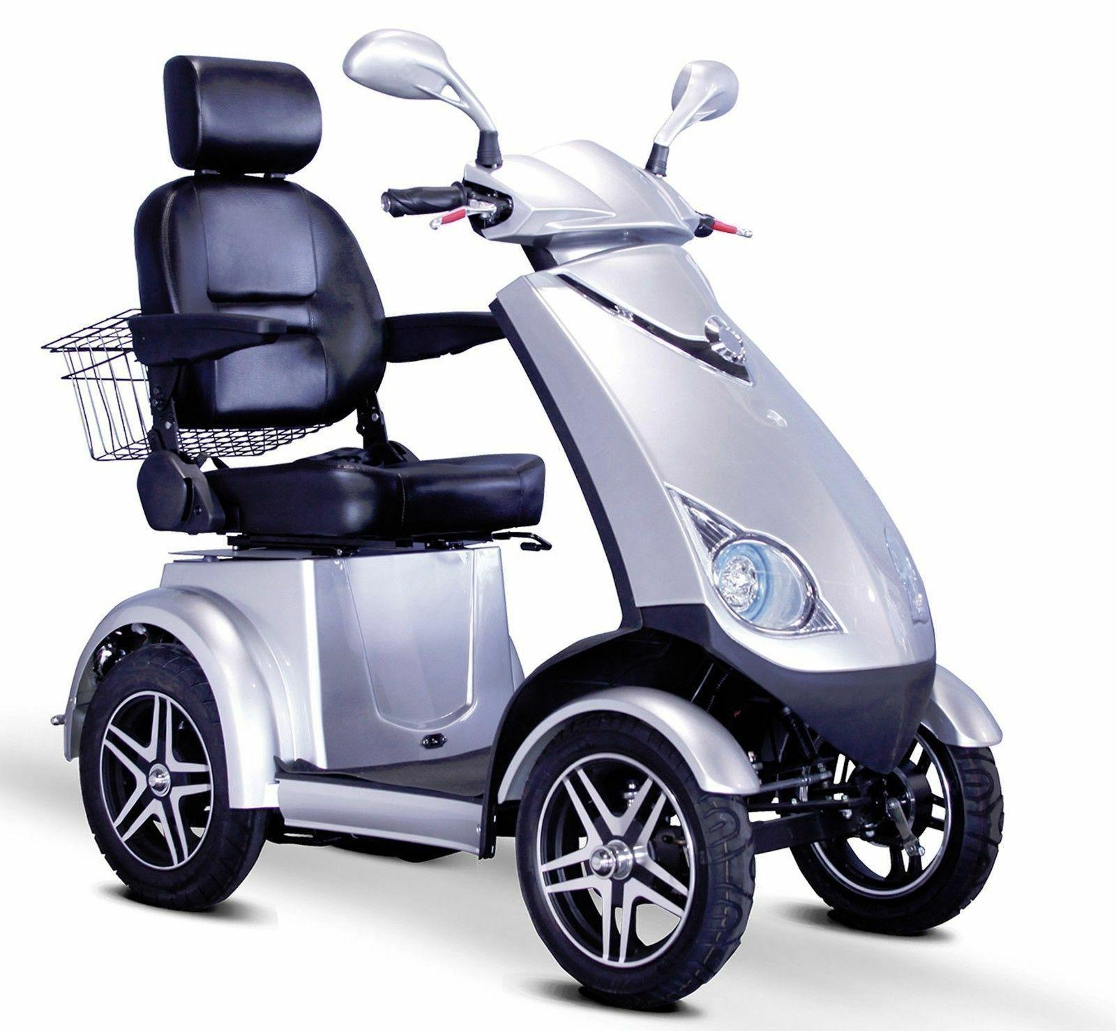 4 wheel heavy duty scooter