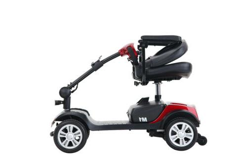 Mobility Equipment Travel compact W/Swivel