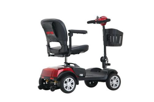 Mobility Scooter Walking Travel W/Swivel seat