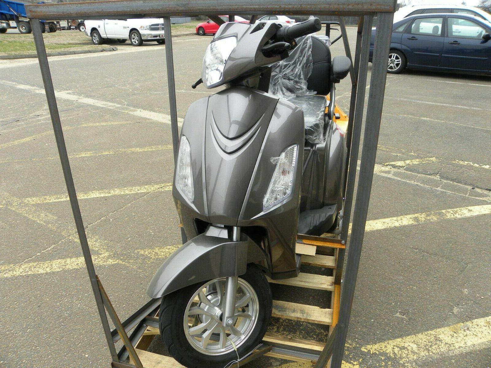 Adult electric mobility motor scooter, electric trikes