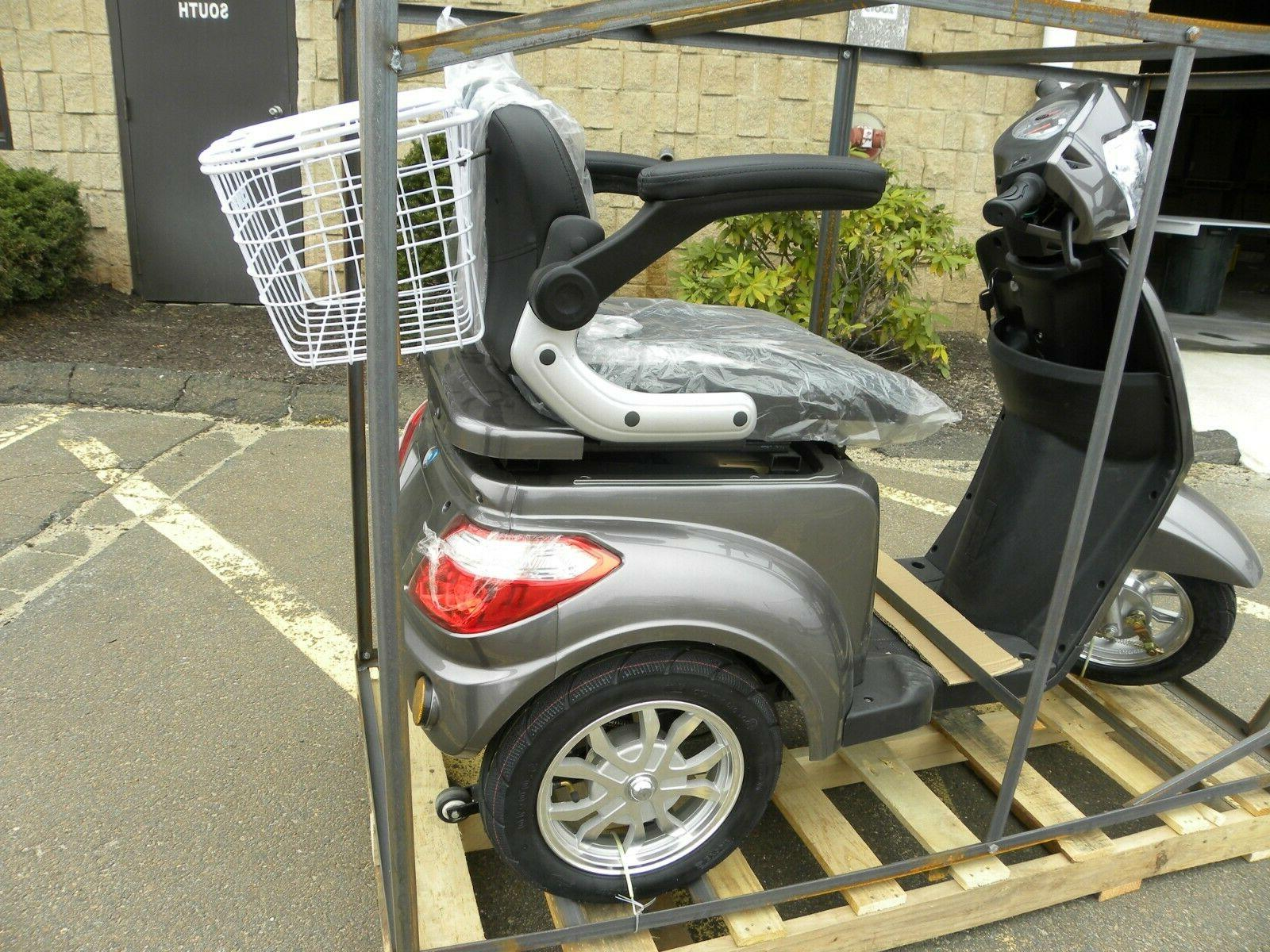 motor scooter, electric