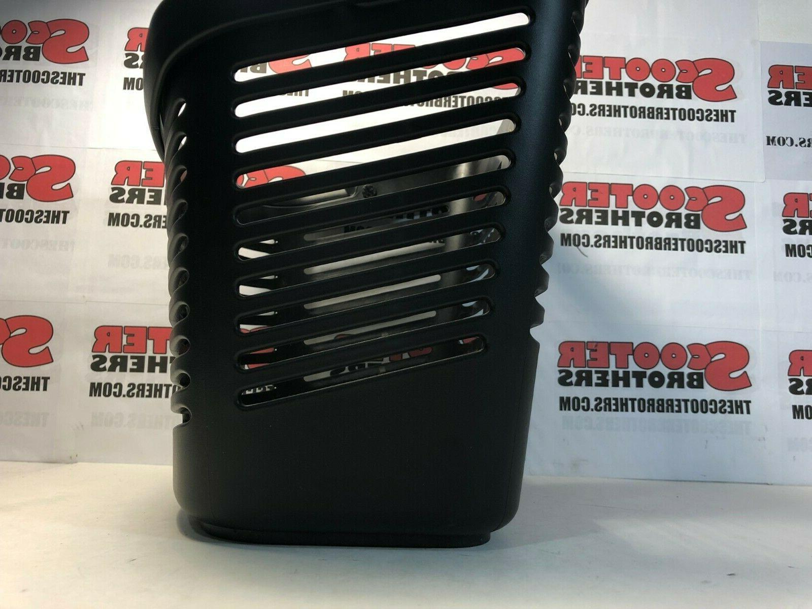 Pride Mobility Black FRONT BASKET for Victory, Sport, Pursuit Scooters
