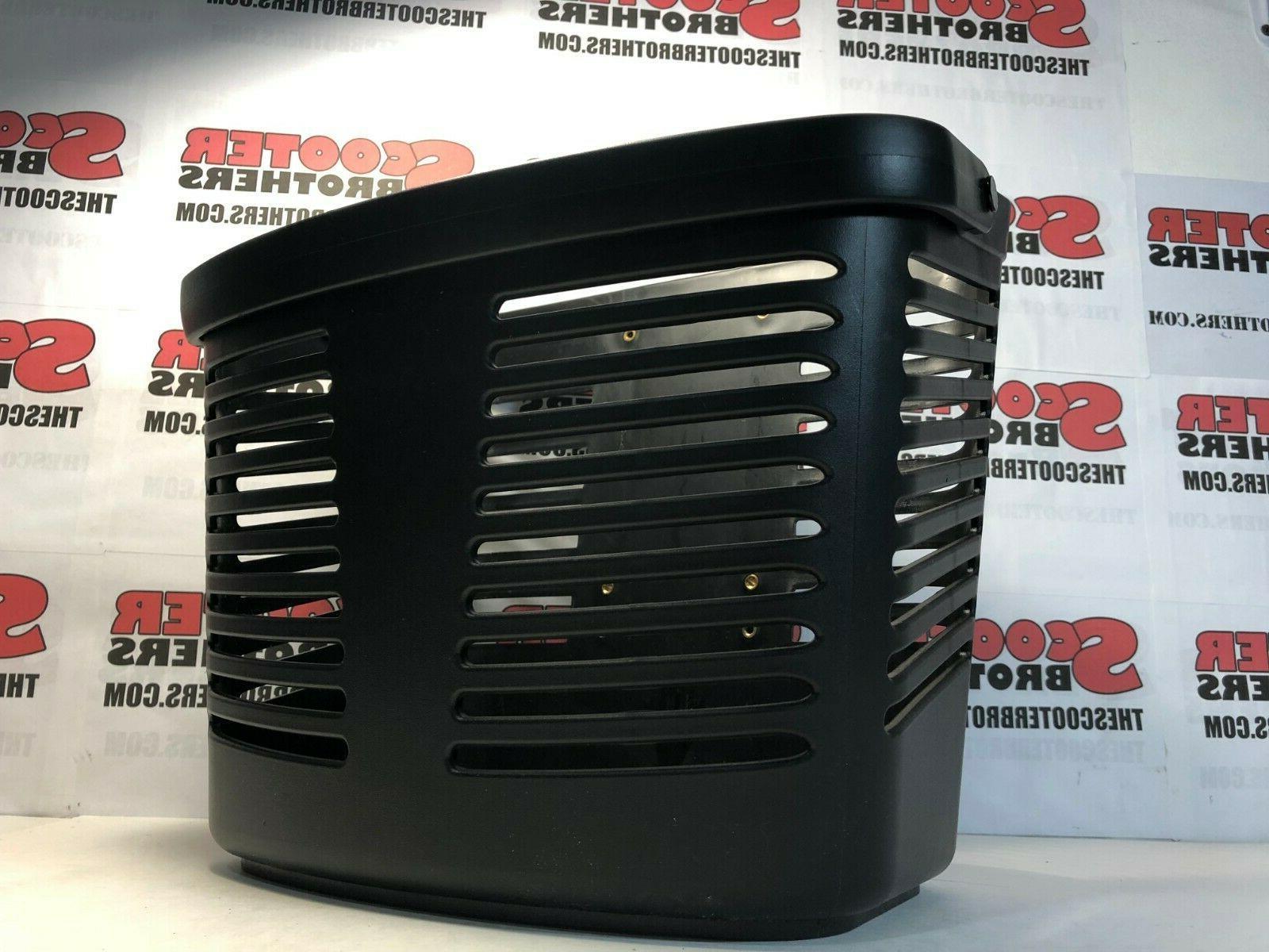 black front basket for victory go go