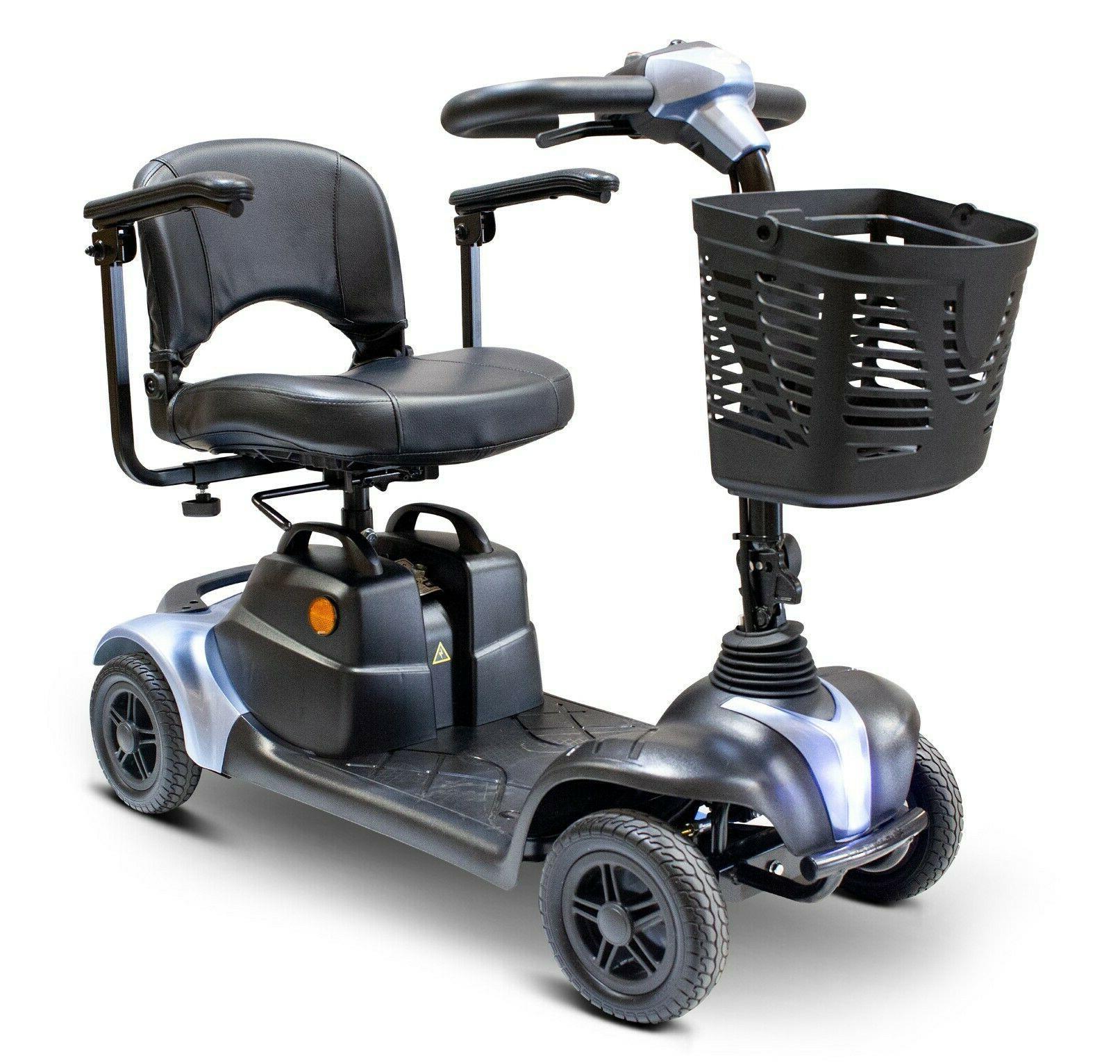 Blue EWheels Scooter, 15