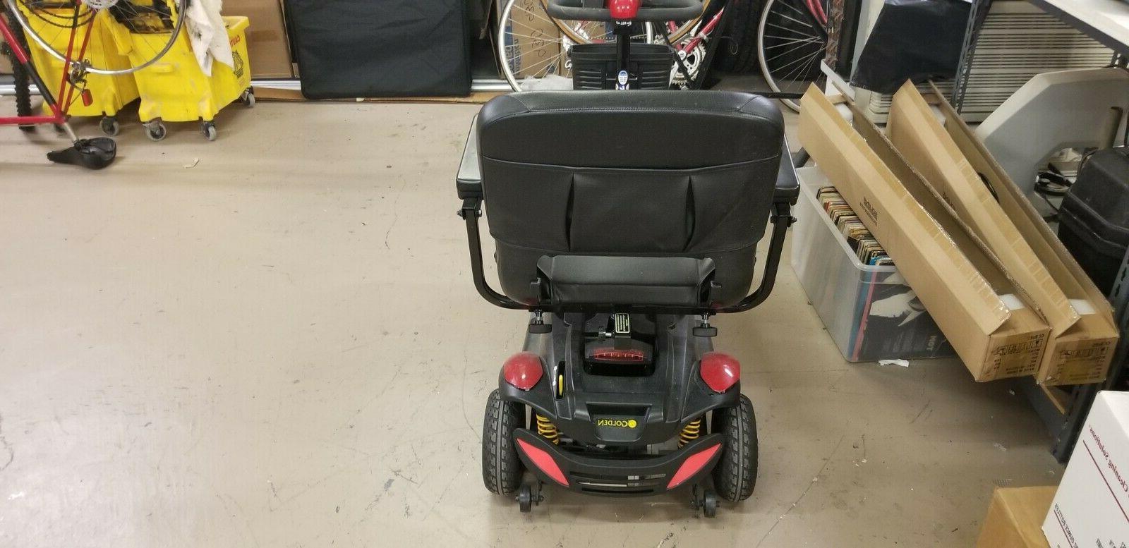Buzzaround EX HD Mobility Scooter w/18