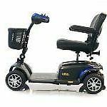 Buzzaround Extreme 4 Wheel Mobility Scooter by Golden Techno