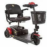 Buzzaround LT 3 Wheel Mobility Scooter by Golden Technologie