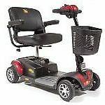 Buzzaround XLS 4 Wheel Mobility Scooter by Golden Technologi