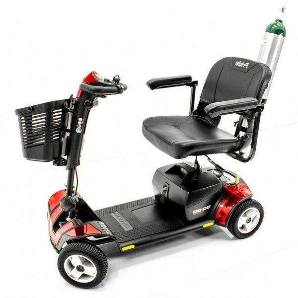 Challenger Oxygen for most Mobility and