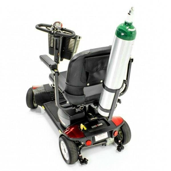 challenger oxygen tank holder for most mobility