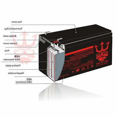 Compatible 35Ah Battery Jazzy Pack