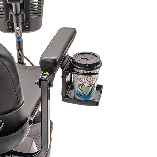CUP Folding Pride Go-Go Scooter C-Style Molded