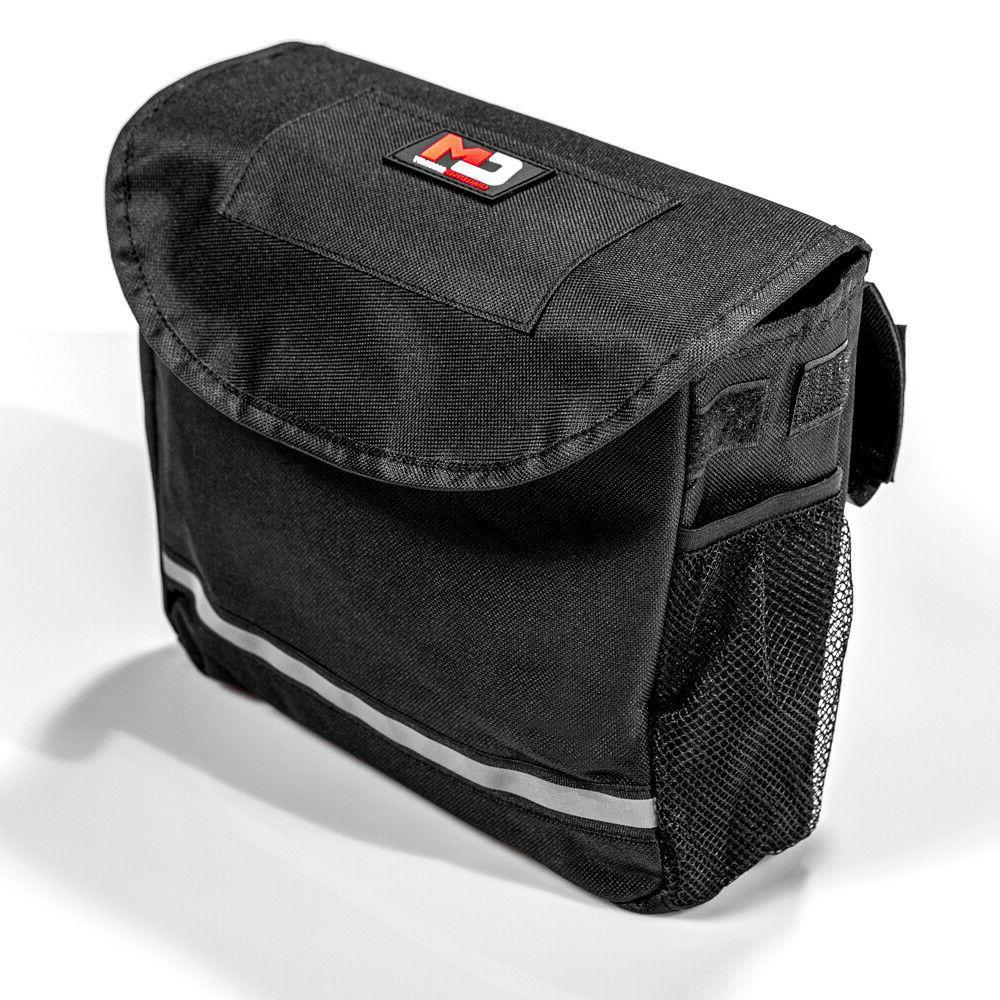 deluxe armrest saddle bag