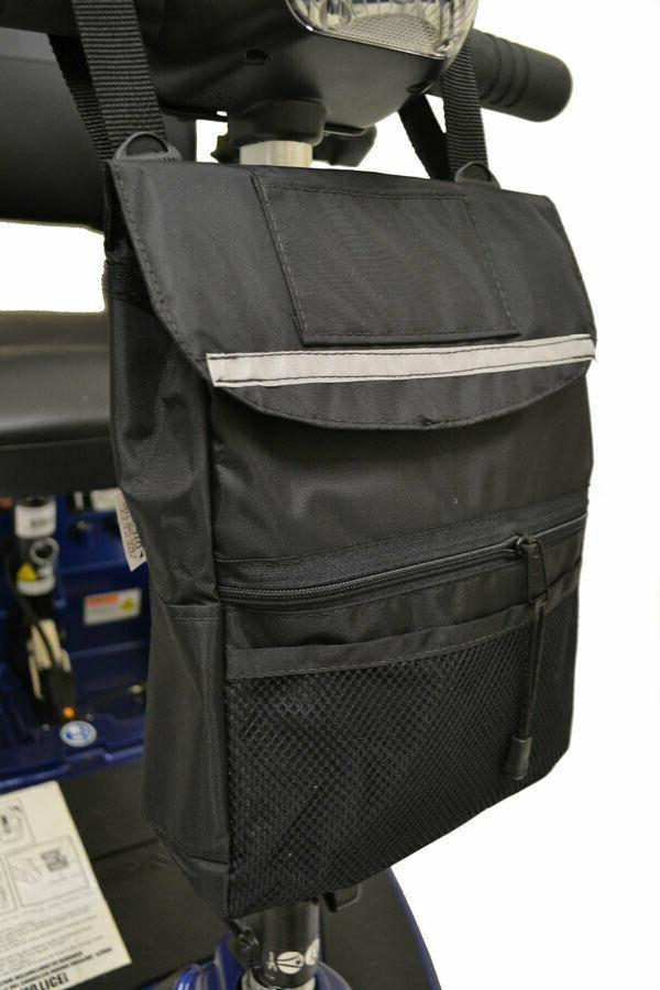 deluxe tiller bag for mobility scooter new