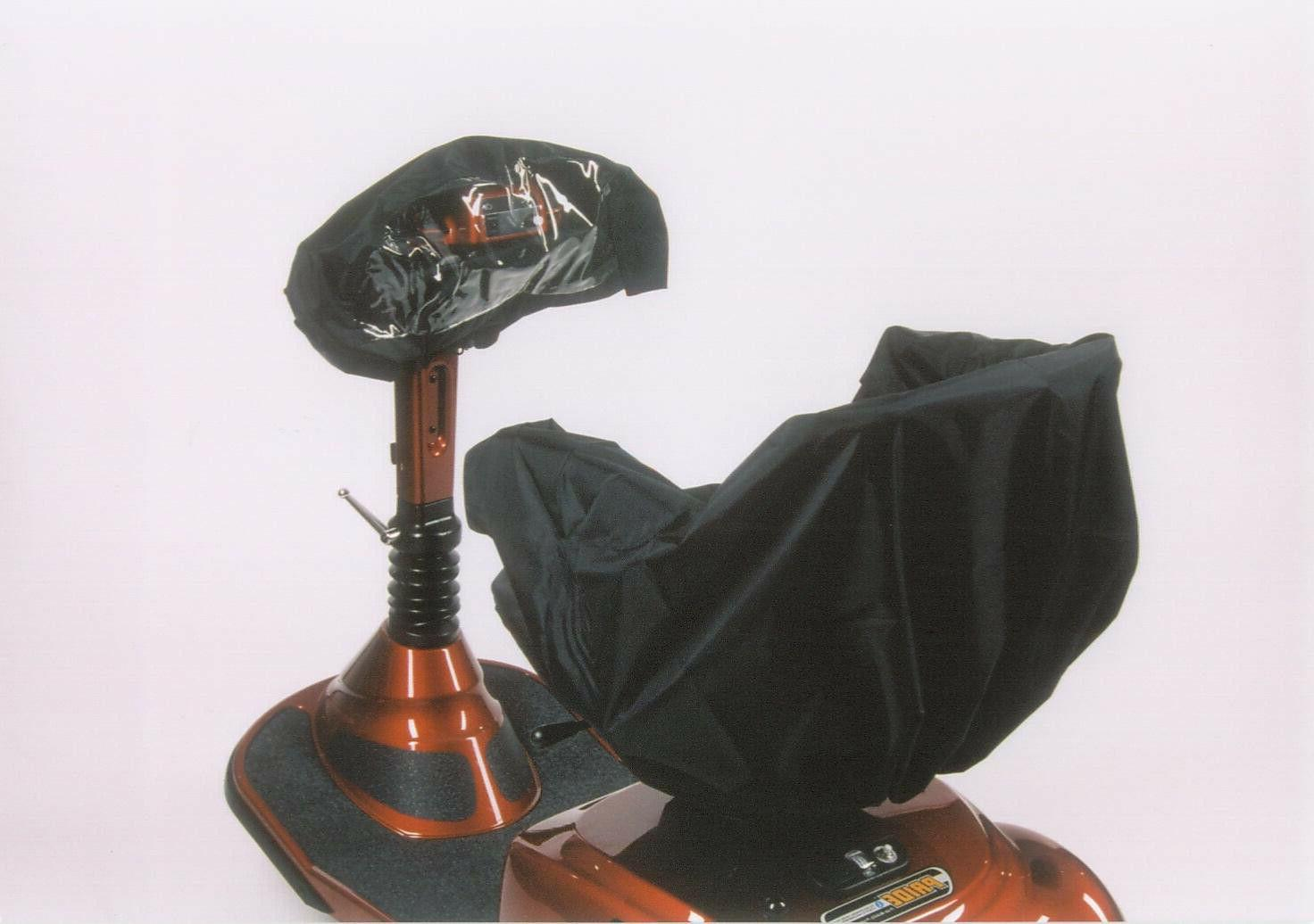 diestco mobility scooter seat and tiller covers