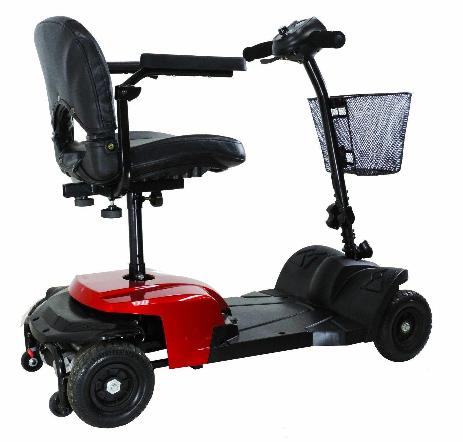 drive bobcat4 wheel compact transportable lightweight electr