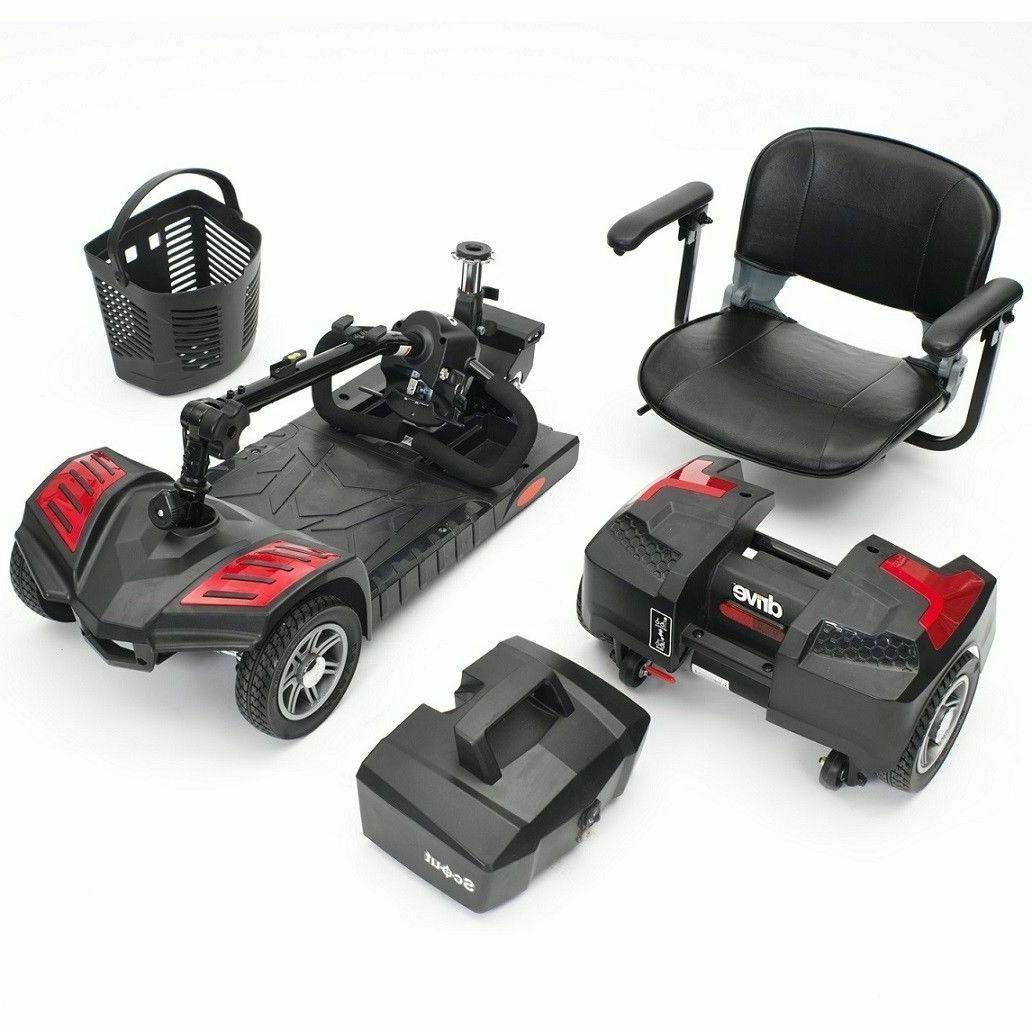 NEW SpitFire Travel Scooter