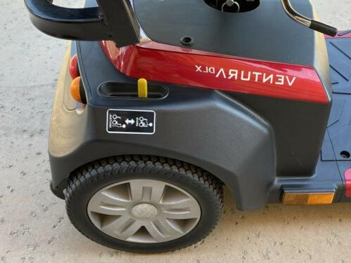 Drive Mobility Scooter Folding Handicap