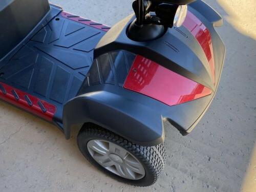 Drive VENTURA Power Mobility Wheel Folding Arm Handicap