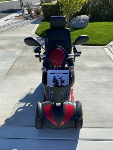 Drive Mobility Scooter Folding Rest Handicap