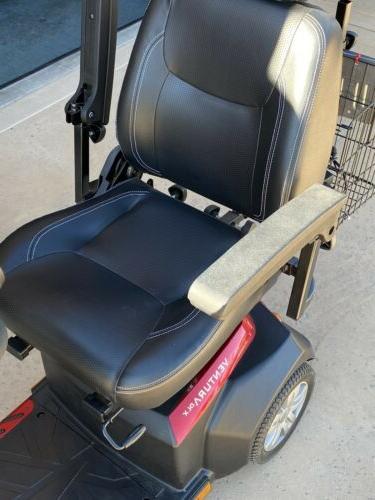 Drive VENTURA DLX Power Mobility Handicap