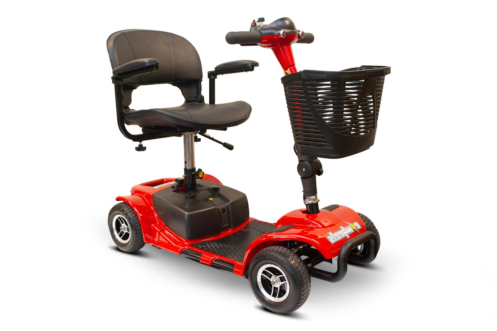 E Electric Power 4 Wheel Mobility Scooter