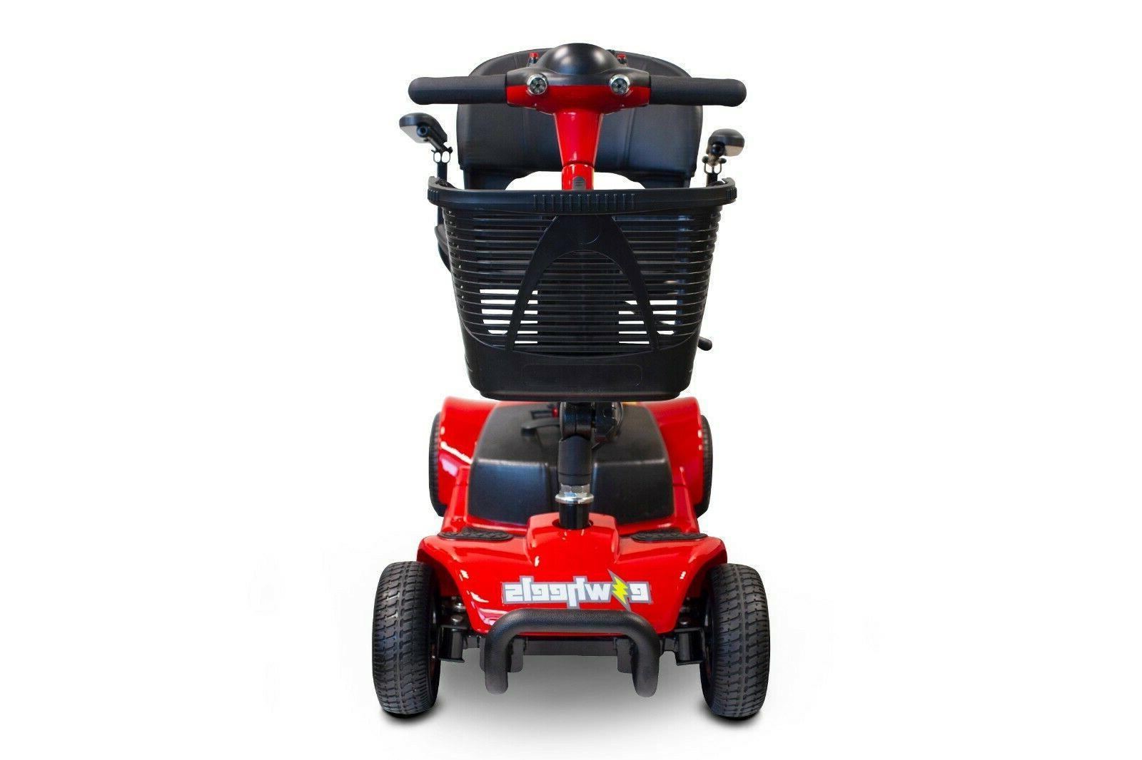E Wheels EW-M34 Power 4 Scooter
