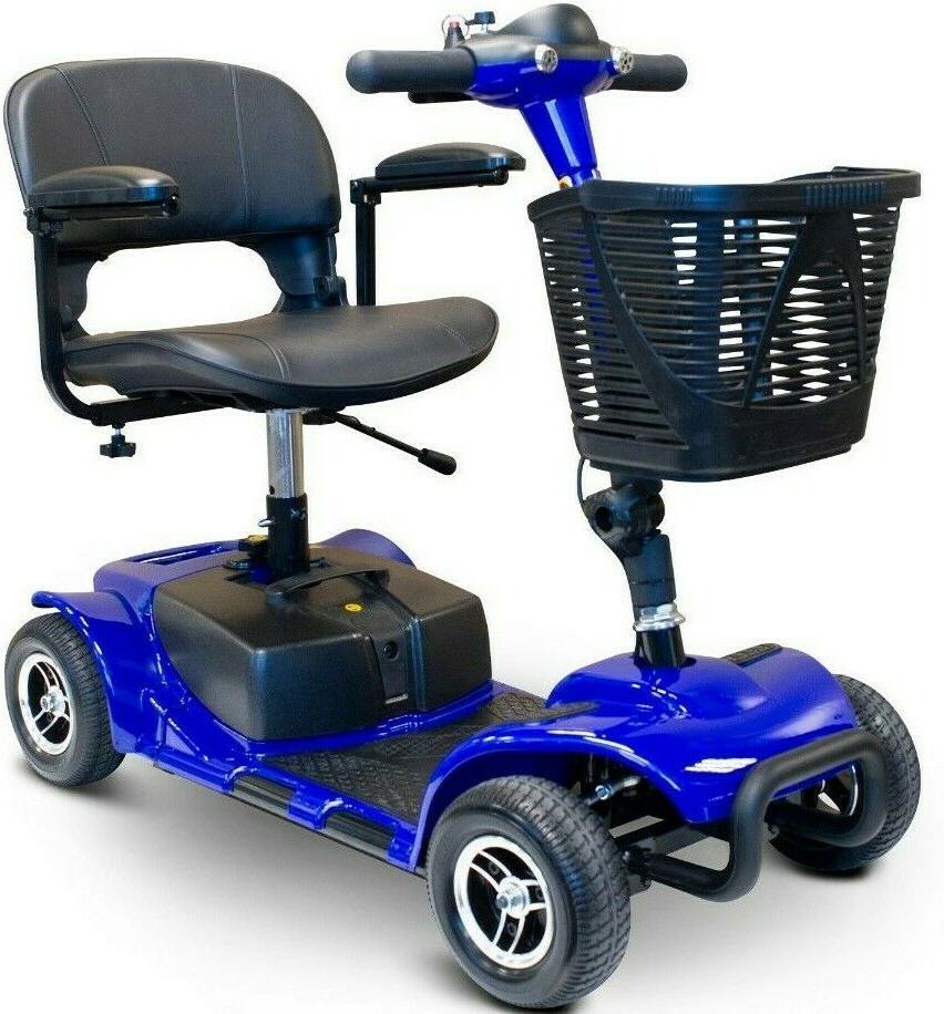 E Wheels Power 4 Scooter
